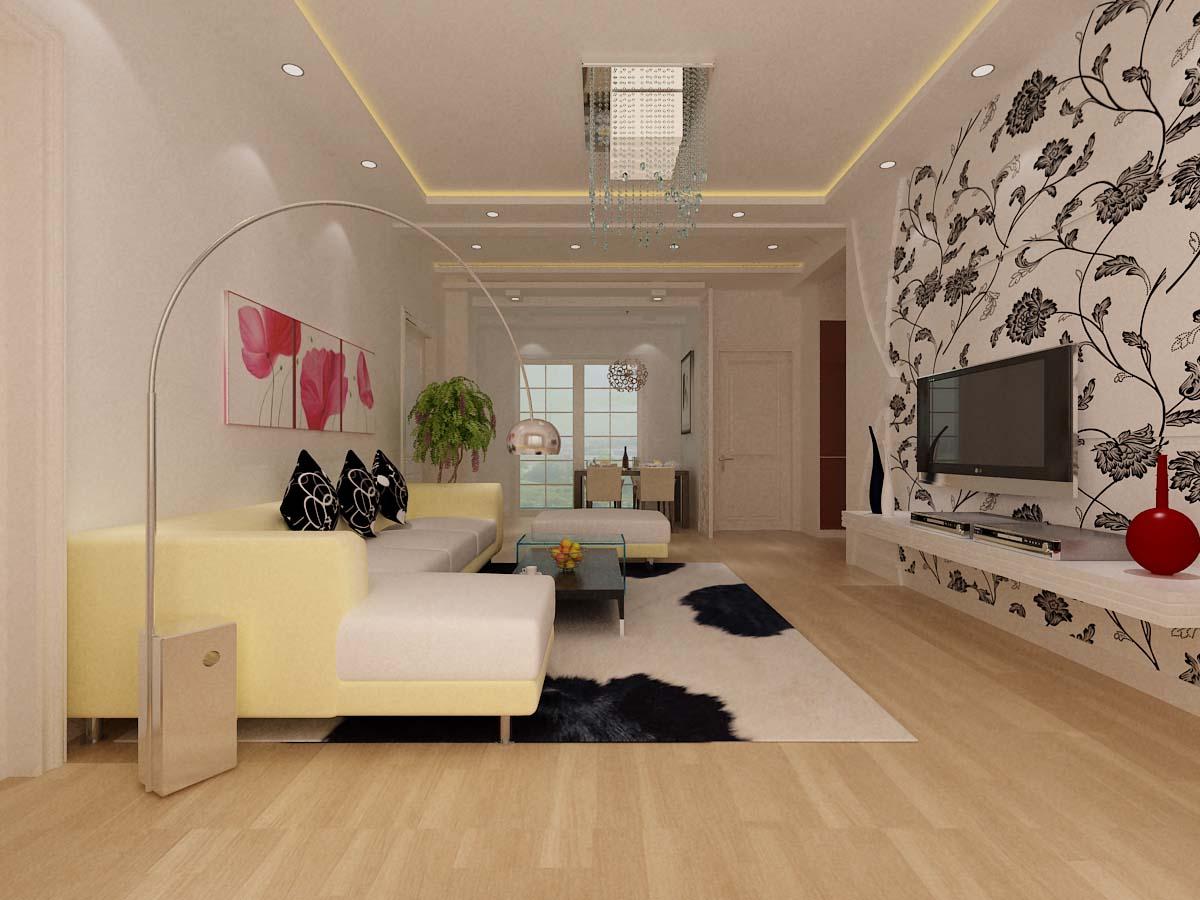 远洋广场装修效果图,室内设计效果图-齐家装修网