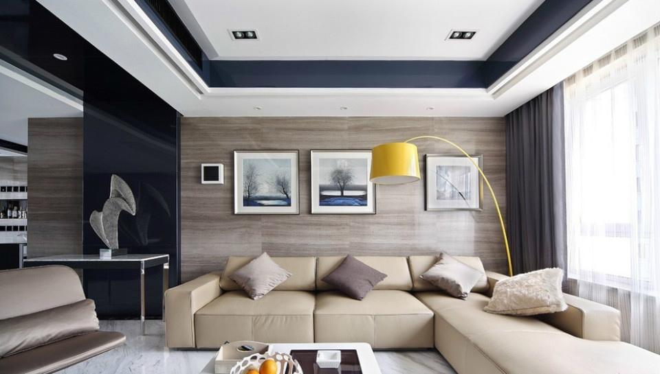 后现代装修效果图,室内设计效果图-齐家装修网