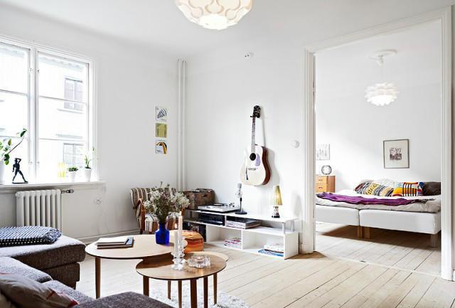 森林公寓140平米三居现代风格装修效果图,室内设计图