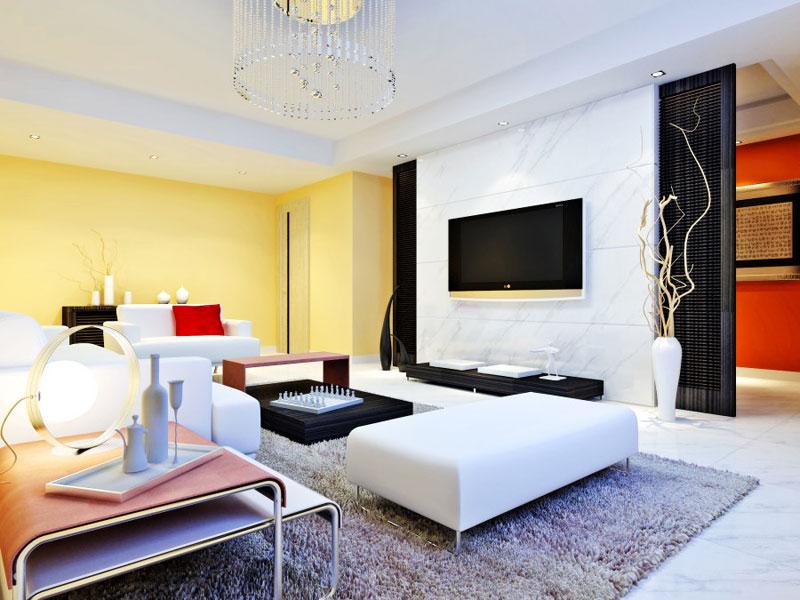 节省空间新方案 30图小户型客厅设计2/30