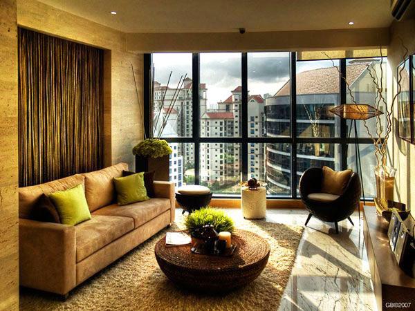 节省空间新方案 30图小户型客厅设计18/30