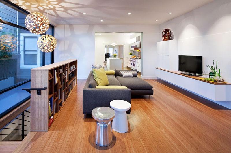 节省空间新方案 30图小户型客厅设计19/30