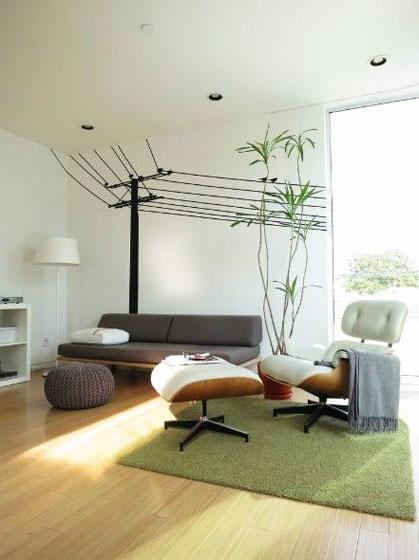 节省空间新方案 30图小户型客厅设计20/30