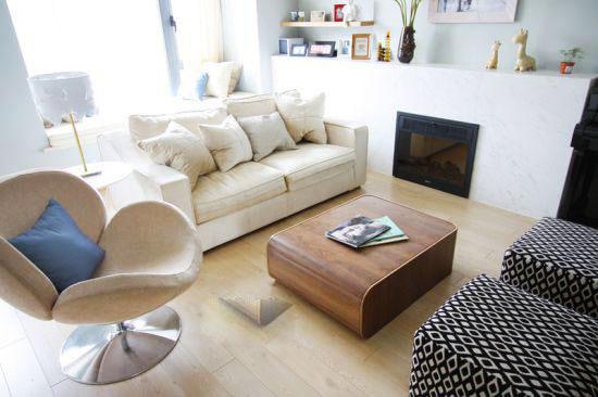 节省空间新方案 30图小户型客厅设计28/30