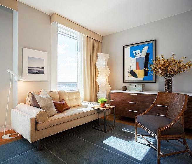 节省空间新方案 30图小户型客厅设计29/30