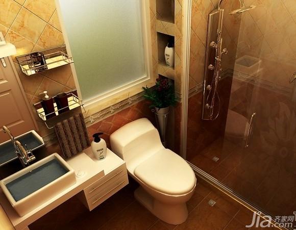 6平米卫生间装修设计图