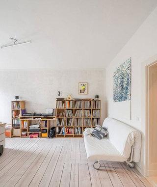 9款超简洁沙发 打造简约客厅