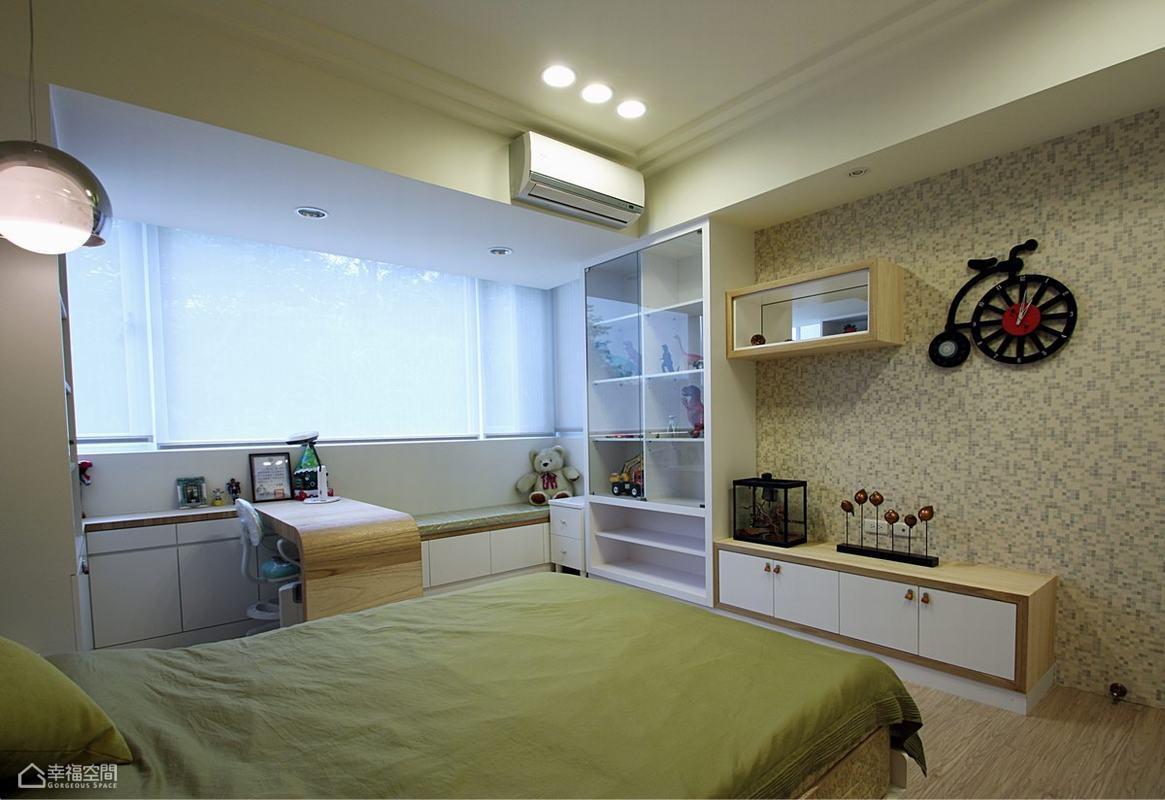 美式风格别墅豪华儿童房装修图片
