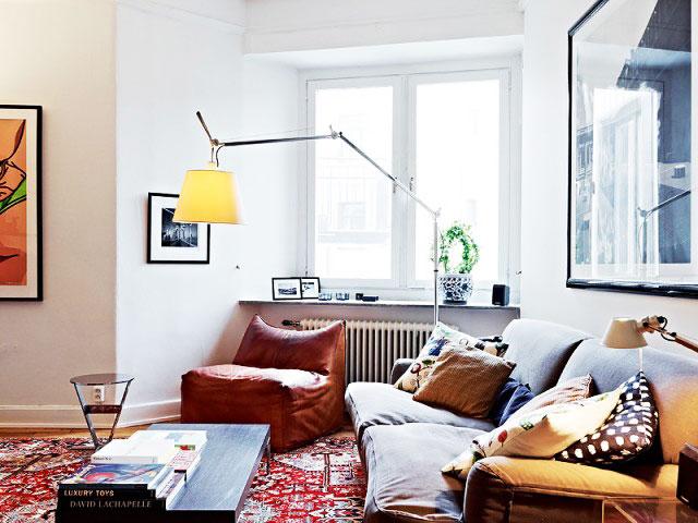 欧式风格舒适欧式客厅装修效果图