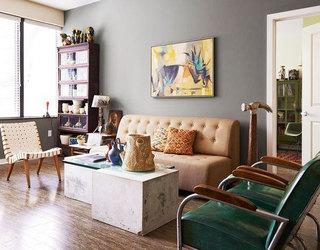 欧式风格简洁欧式客厅设计