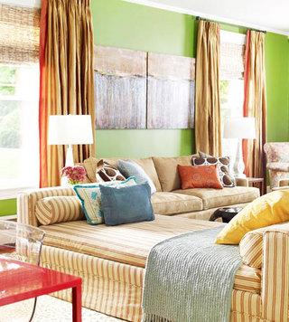 欧式风格简洁欧式客厅装修