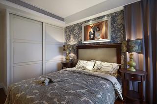 简约风格豪华140平米以上卧室效果图