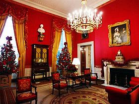 古典的艳丽色彩 14款红色背景墙设计
