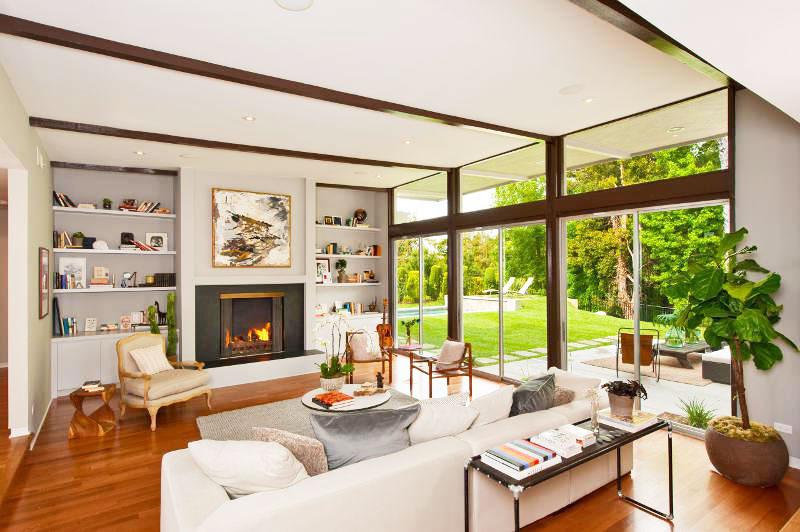 欧式风格舒适欧式客厅效果图