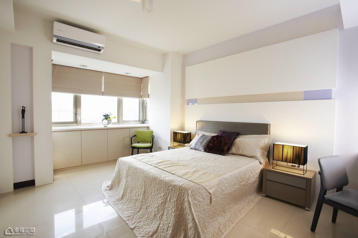 简约风格公寓简洁卧室装修