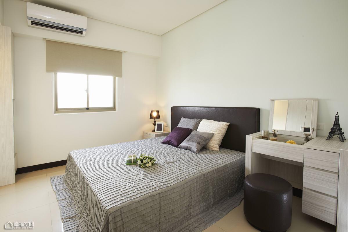 简约风格公寓简洁小卧室装修图片