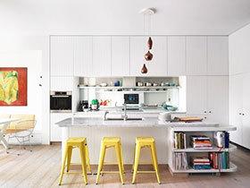 18款精致小厨房 小户型也可以做大文章