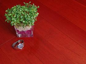 番龍眼實木地板 玫瑰色實木地板