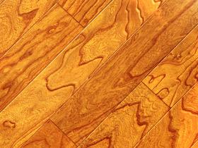 欧式奢华浮雕榆木 实木复合地板