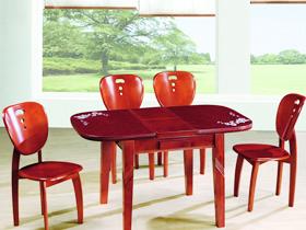 经典复古餐桌椅家具