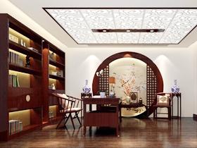 美式古典 典雅簡約酒柜家具