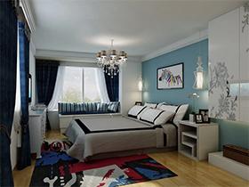 小清新简欧风格卧室家具