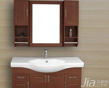 定做浴室柜什么材质好