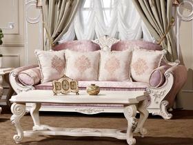 欧式沙发 最奢华的皇室客厅