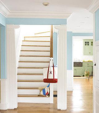 地中海风格浪漫楼梯设计