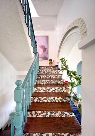浪漫秀出来 17个地中海楼梯设计14/17