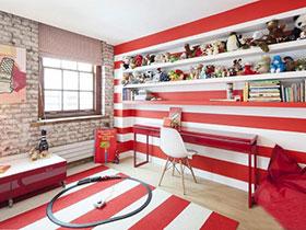 20圖教你如何布置兒童房 各款小家具集錦