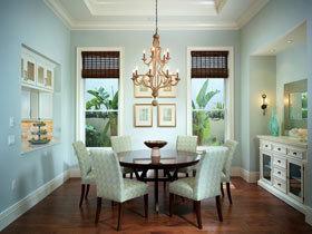 百变玻璃桌 18个实用餐厅设计