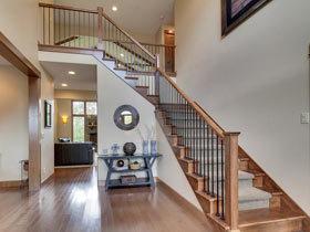 健康环保 12个实木楼梯推荐