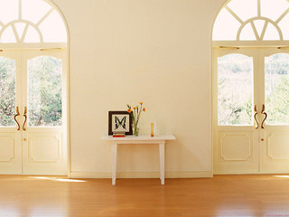小清新白色家具效果图