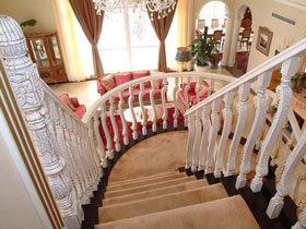 完美的线条 13个大气欧式楼梯