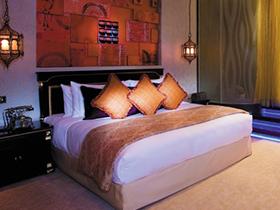 暖色调床品系列图片