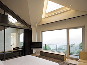 臥室的大小不同 11圖展現臥室潮流美
