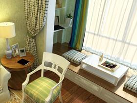 家的清新范 15个清新榻榻米设计
