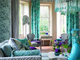简约素色搭配客厅沙发