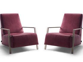 简约时尚舒服的个性小沙发