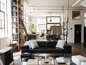 大受欢迎的简单风格 8图诠释客厅大气