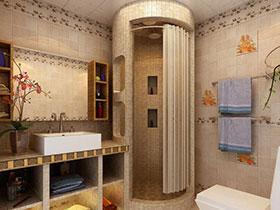 卫浴间收纳小妙招 15种卫生间收纳柜推荐