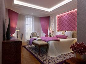 22款温馨卧室欣赏  给你最温暖的港湾