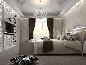 10款清新卧室窗帘