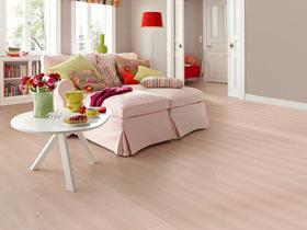 北美白橡 耐磨地板 地暖地板