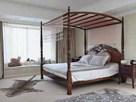 24款臥室飄窗設計 給你一個放空的天堂