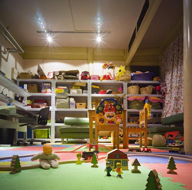 儿童房装修效果图大全2014图片