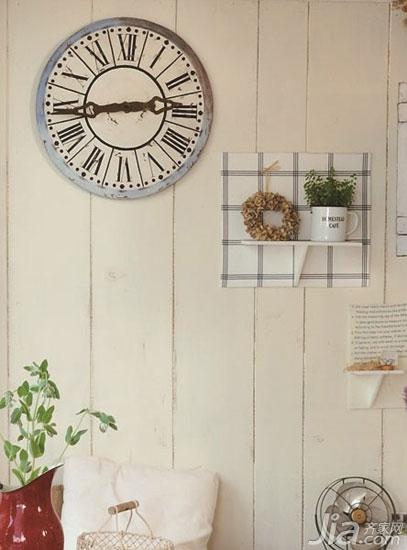 打造乡村田园风墙面 9种Idea激发灵感