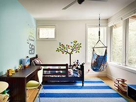 小家具の童趣味儿 18款田园儿童房设计