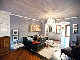 22款经典宜家吊顶设计 舒适自然